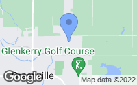 Map of Greenville, MI